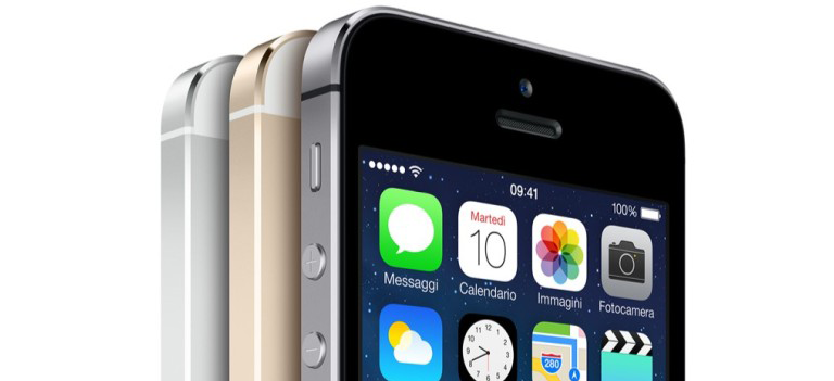Apple presenta iPhone 5S