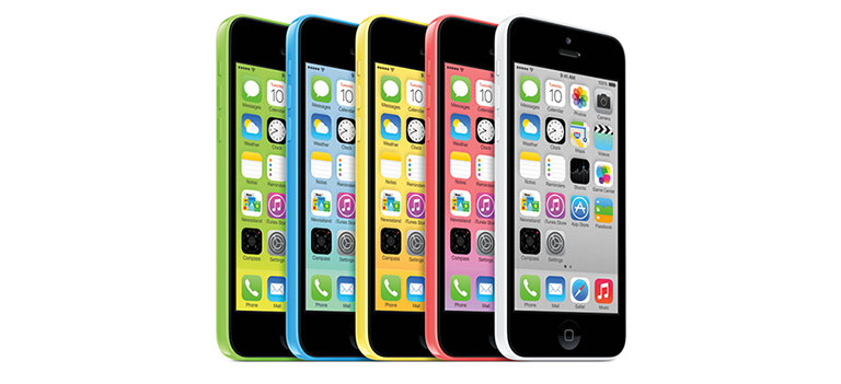 Apple presenta iPhone 5C