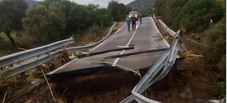 Alluvione in Sardegna, è strage :18 morti «In 24 ore caduta la pioggia di sei mesi»