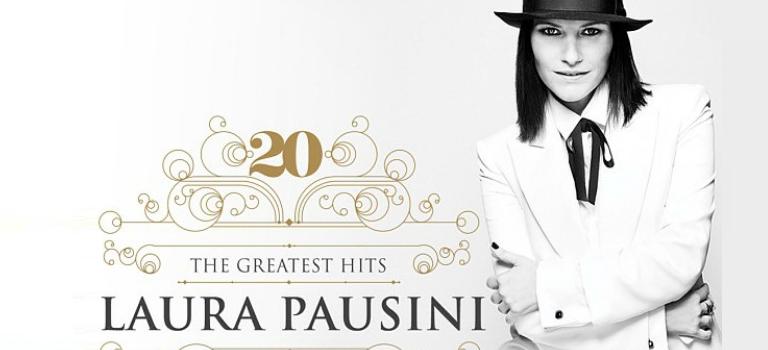 Laura Pausini presenta alla stampa la raccolta 20 Greatest Hits